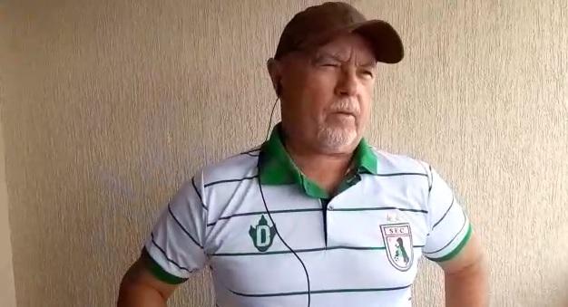 pedro manta - Pedro Manta solicita desligamento e não é mais técnico do Sousa