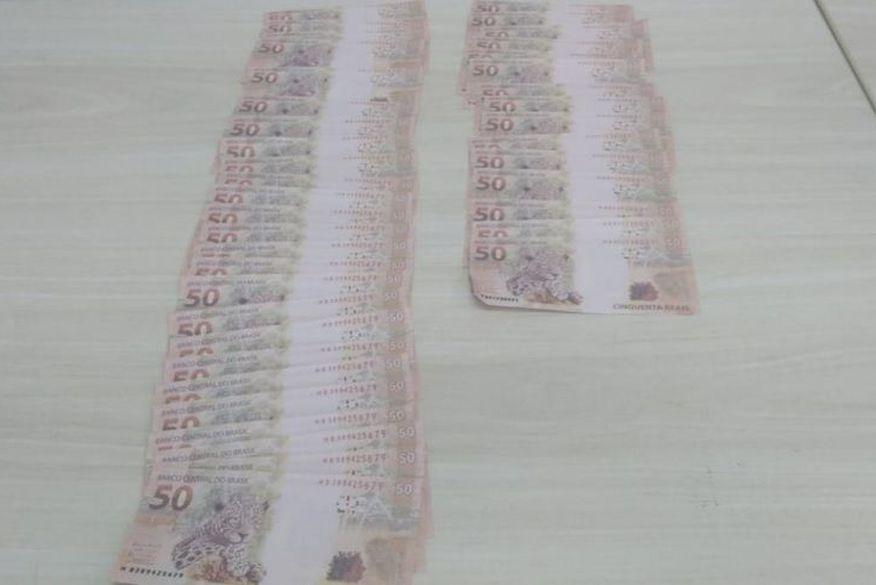 pf dinheiro falso - Homem é preso na Paraíba ao receber encomenda com R$ 2 mil em cédulas falsas