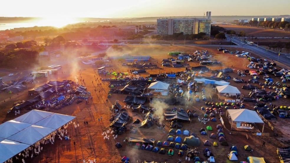 photo 2021 08 24 12 02 34 scaled 1 - CONTRA O MARCO TEMPORAL: Indígenas seguirão acampados em Brasília até 2 de setembro