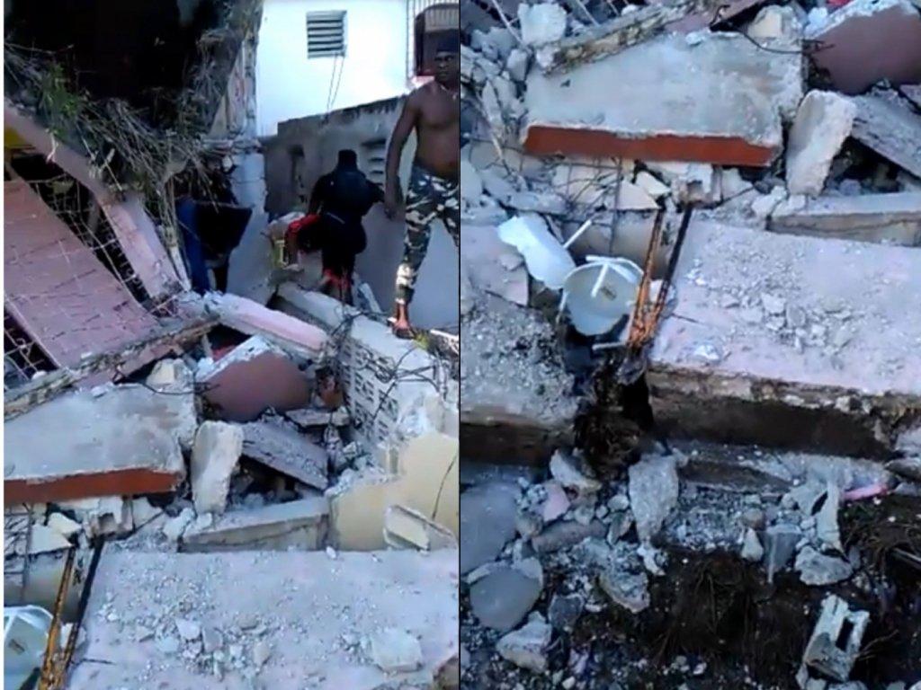 photo output 9 1024x768 1 - Terremoto de magnitude 7,2 atinge o Haiti e presidente alerta: 'situação dramática'; VEJA VÍDEO