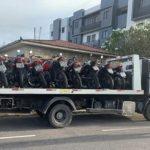 pm 1 150x150 - OPERAÇÃO MOTO SEGURA: Polícia Militar apreende motos com cano de escape barulhentos, em João Pessoa