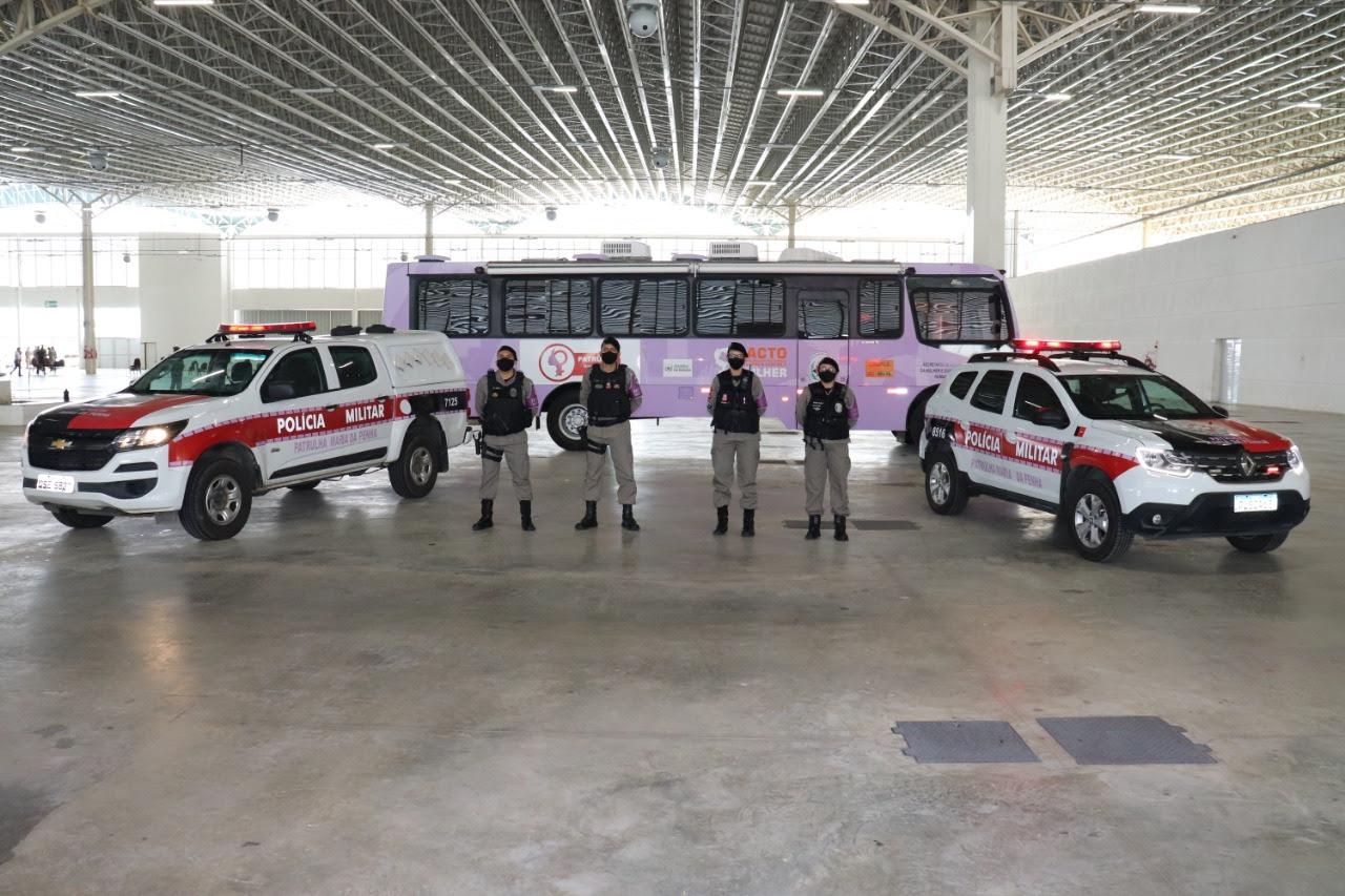 policia 1 - Polícia Militar da Paraíba participa de operação nacional de combate à violência contra a mulher