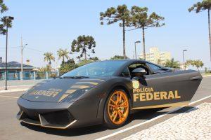 policia federal1 1 300x200 - Polícia Federal apresenta novo veículo de luxo avaliado em mais de R$ 800 mil