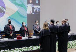 Deputados prestigiam posse de Antônio Hortêncio da Rocha como procurador-geral de Justiça