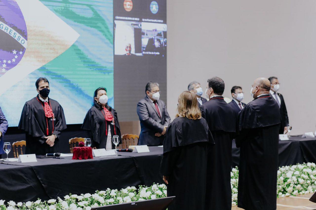 posse 2 scaled - Deputados prestigiam posse de Antônio Hortêncio da Rocha como procurador-geral de Justiça