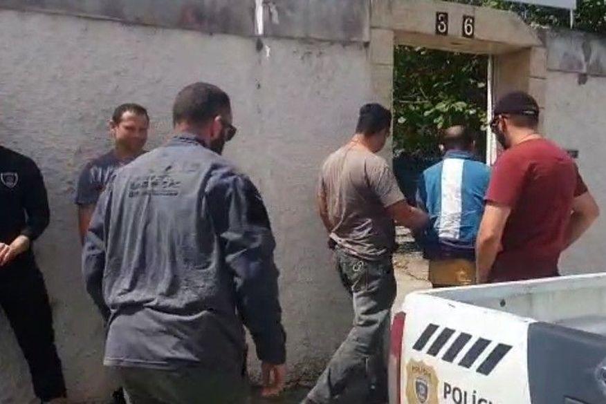 prisao avo - Homem é preso na Paraíba suspeito de abusar das netas de  8 e 6 anos no Rio de Janeiro