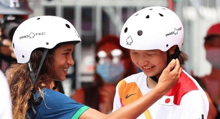 rayssa leal espirito olimpico toquio 2020 12082021143719079 - Rayssa Leal leva prêmio do COI por 'Espírito Olímpico' em Tóquio 2020