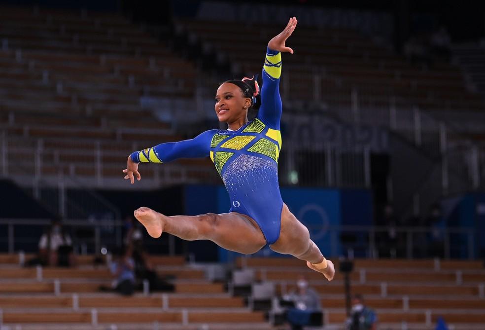 rebecaandrade - Brasil chega a 10 medalhas olímpicas com protagonismo feminino pela 1ª vez