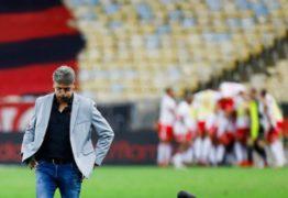 Inter goleia Flamengo no Maracanã e encerra invencibilidade de Renato Gaúcho