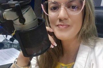 """""""NOVO PROJETO""""! Radialista Sabrina Barbosa anuncia saída da Correio FM após 3 anos na emissora, e estreia no jornalismo da TV Arapuan"""