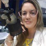 """sabrina barbosa e1628114876628 150x150 - """"NOVO PROJETO""""! Radialista Sabrina Barbosa anuncia saída da Correio FM após 3 anos na emissora, e estreia no jornalismo da TV Arapuan"""