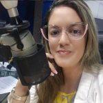 """sabrina barbosa e1628114907675 150x150 - """"NOVO PROJETO""""! Radialista Sabrina Barbosa anuncia saída da Correio FM após 3 anos na emissora, e estreia no jornalismo da TV Arapuan"""