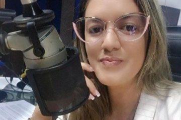 """sabrina barbosa e1628114907675 360x240 - """"NOVO PROJETO""""! Radialista Sabrina Barbosa anuncia saída da Correio FM após 3 anos na emissora, e estreia no jornalismo da TV Arapuan"""