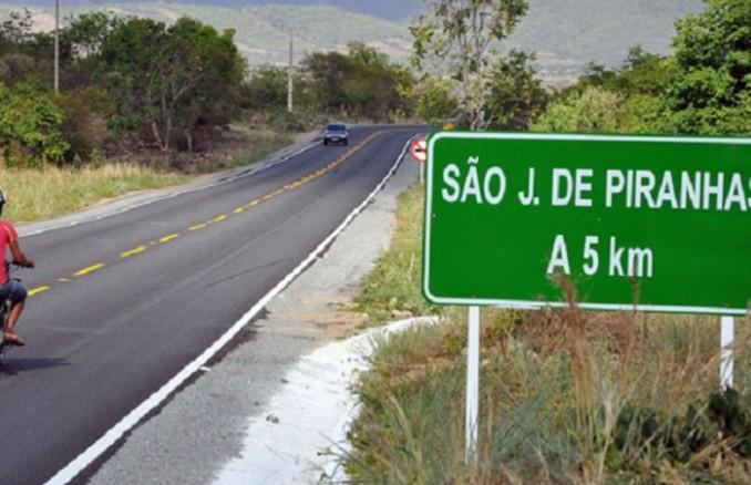 sao - São José de Piranhas receberá pavimentação da PB-382