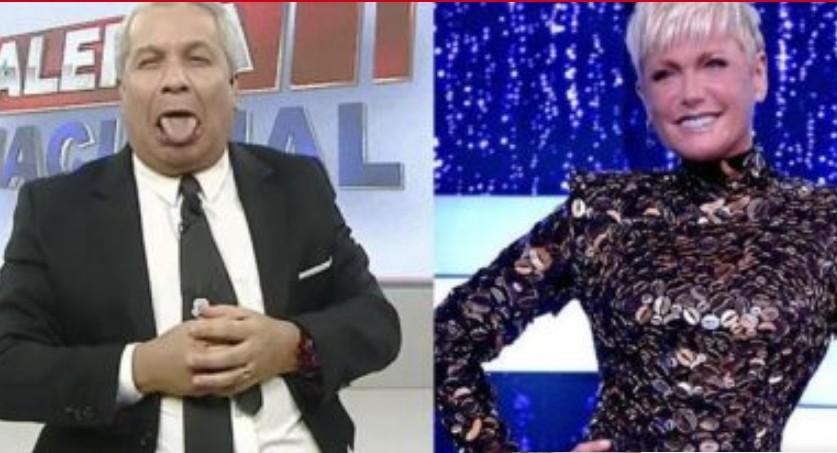 sikk - Após ser chamada de pedófila, Xuxa abre ação criminal contra Sikêra Jr