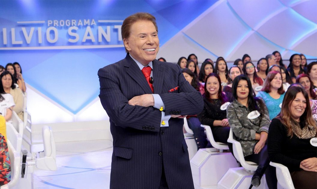 silvio santos e1630153135165 - Ministério da Justiça muda classificação indicativa do Programa Silvio Santos: 'Impróprio para menores de 12 anos'