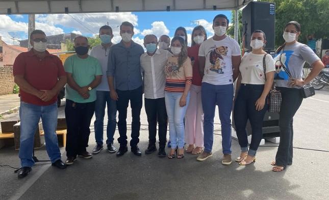 sp - Com iniciativa pioneira, Prefeitura de São José de Piranhas lança agendamento online da vacinação