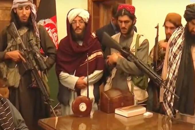 taliba2 - Afeganistão está fora da Paralimpíada após Talibã tomar o poder