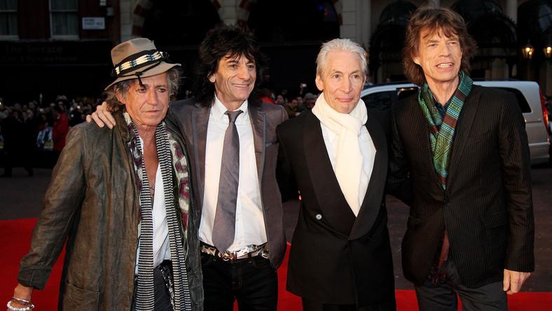 """the rolling stones fot getty images - Morre aos 80 anos Charlie Watts, baterista do Rolling Stones: """"Um dos maiores de sua geração"""""""