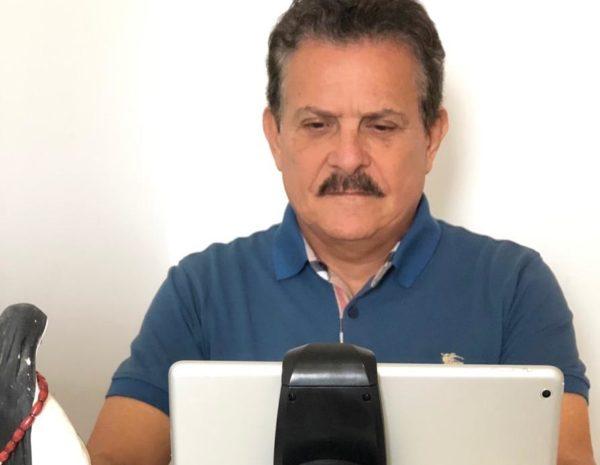 tiao - Tião Gomes solicita ao Governo do Estado implantação de programa emergencial para entrega de ração animal