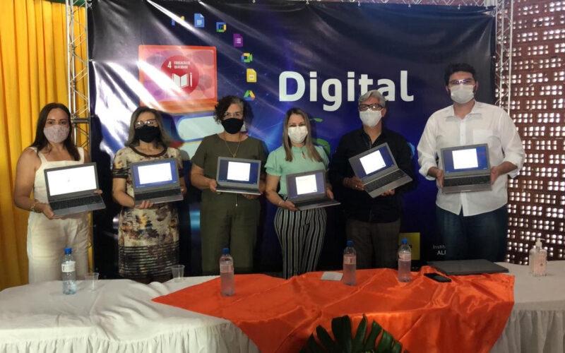 Campina Grande ganha a primeira escola digital pública da Paraíba