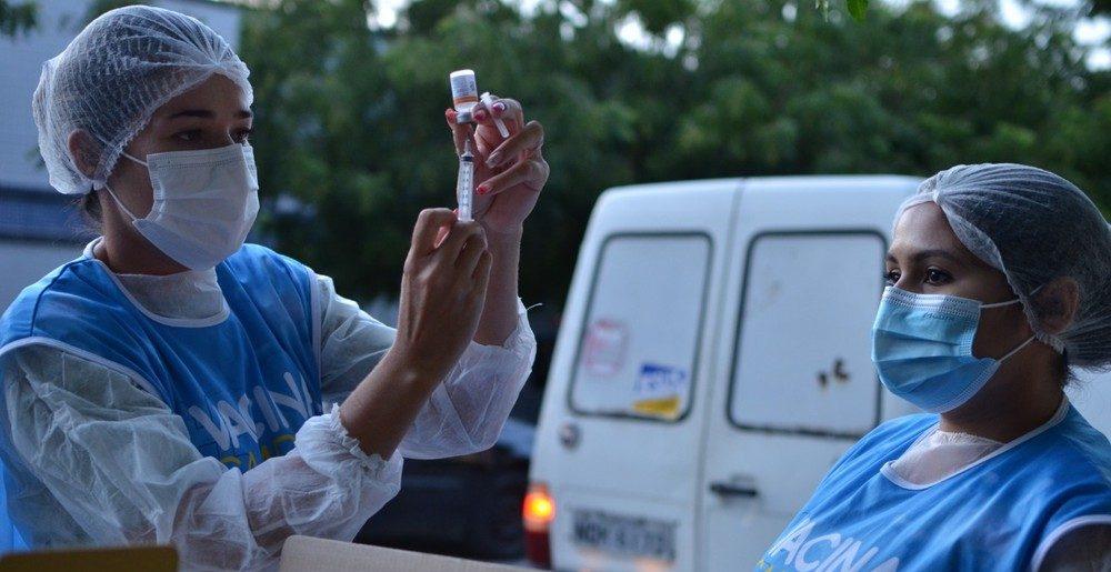 vacinacao saude e1629373188537 - VACINÔMETRO: Mais de 3,8 milhões de doses contra Covid-19 já foram distribuídas na Paraíba