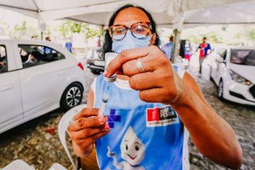 vacinacao em joao pessoa 360x240 - Paraíba realiza Dia D de vacinação contra Covid-19 neste sábado