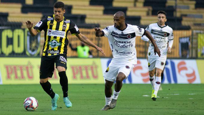 volta redonda botafogo pb e1628976428282 678x381 1 - Botafogo-PB empata com Voltaço, mas segue líder do Grupo A