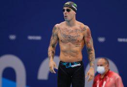 Fratus conquista o bronze e dá ao país 4º medalha na história dos 50m livre em Olimpíadas
