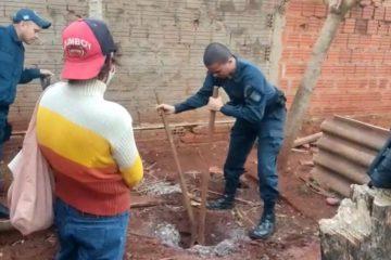 whatsapp image 2021 08 01 at 14.17.11 360x240 - GOLPES DE MARTELO: Polícia encontra corpo de idoso enterrado em quintal de casa; sobrinha confessou o assassinato