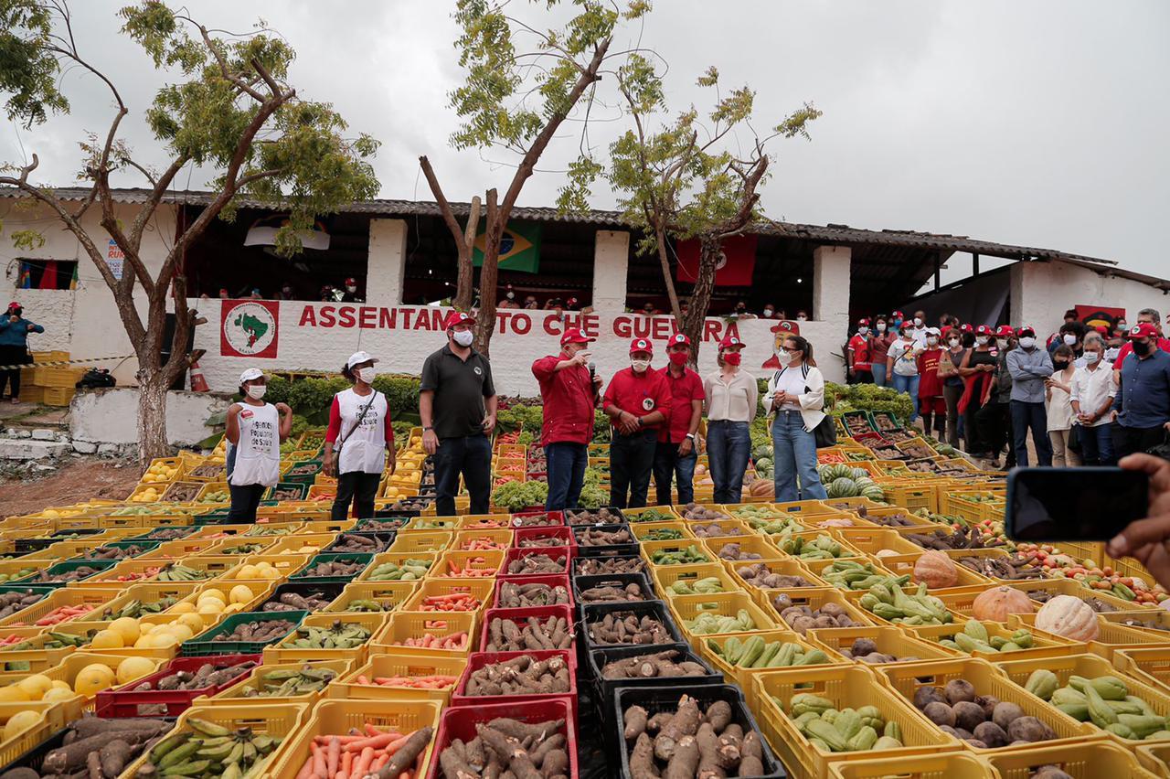whatsapp image 2021 08 16 at 124852 1 - AGENDA NO NORDESTE: Lula visita assentamento do MST em Pernambuco