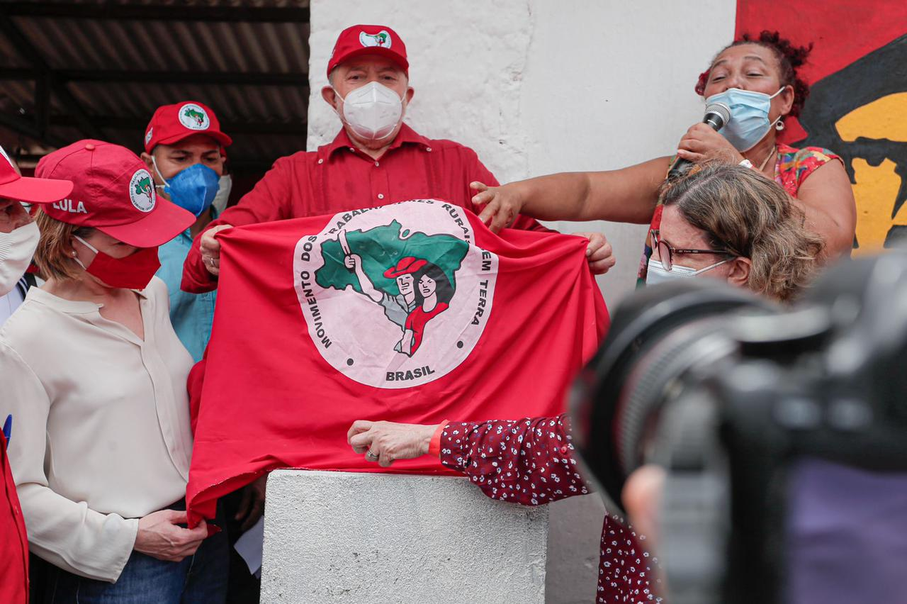 whatsapp image 2021 08 16 at 124855 1 1 - AGENDA NO NORDESTE: Lula visita assentamento do MST em Pernambuco