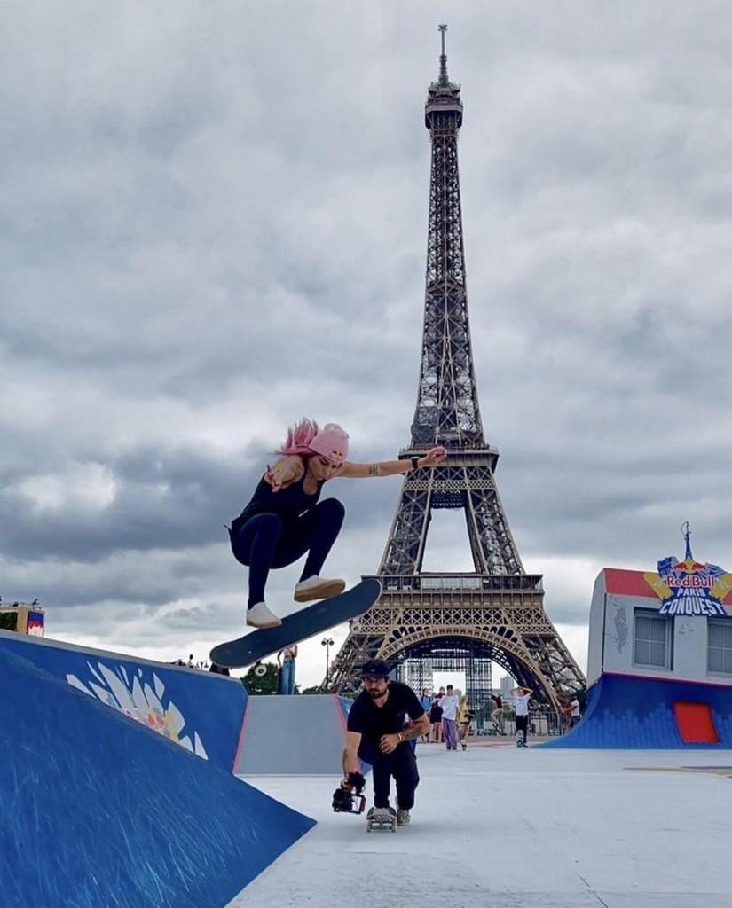 whatsapp image 2021 08 17 at 18.29.40 - Letícia Bufoni é campeã do torneio de Paris de skate