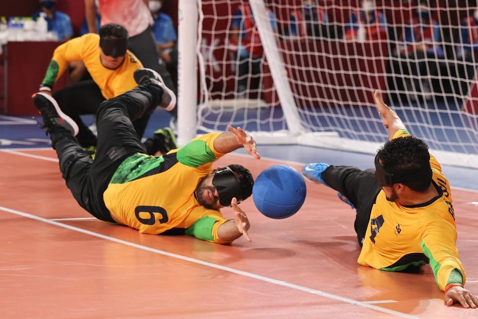whatsapp image 2021 08 31 at 09.33.31 - Brasil vence Turquia e está na semifinal do goalball masculino