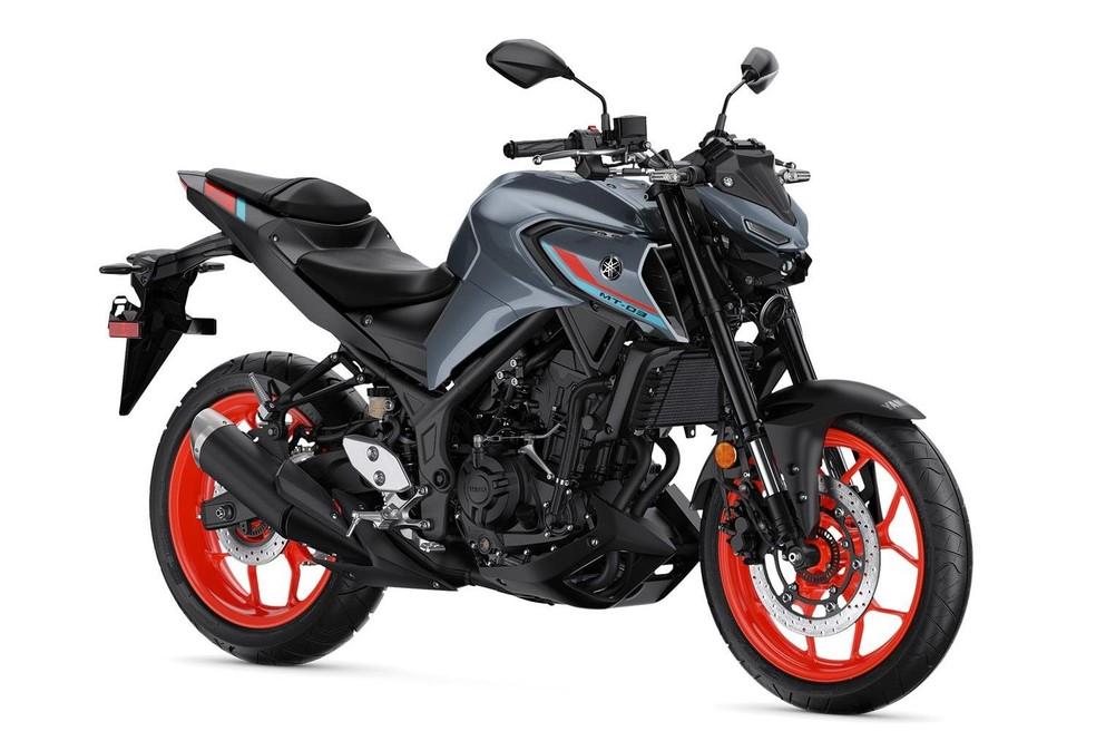 """yamaha mt 03 abs 2022 cinza solido 1 - UM LUXO! Juliette compra uma moto Yamaha MT-03 após cair em """"pegadinha"""""""