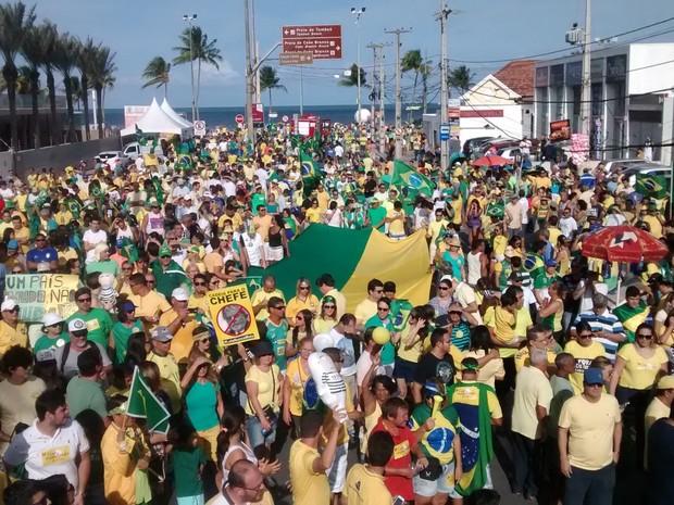 01 7 - Operação Independência: Polícia Militar é avisada sobre manifestações em 5 cidades da Paraíba