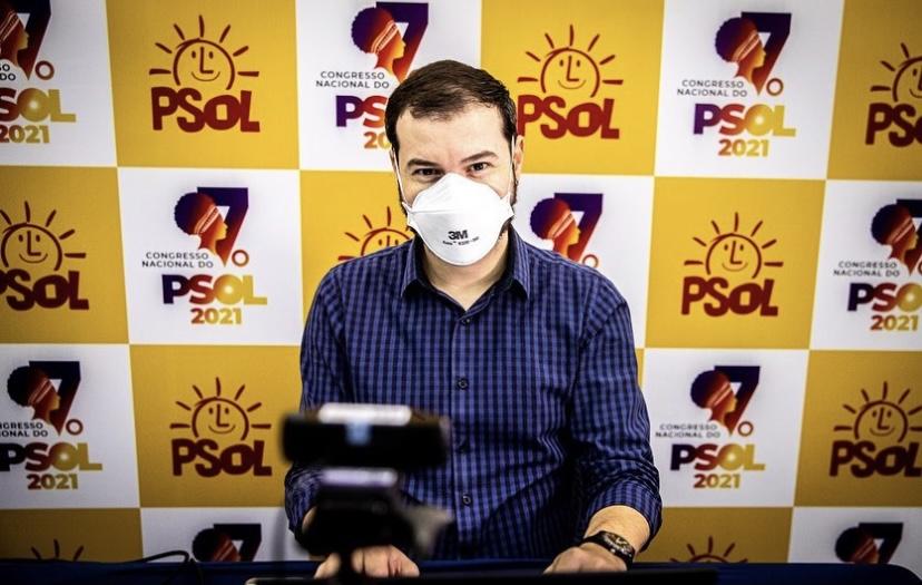 10128b59d102f28c508a6e91c0777213 - Presidente do PSOL, Juliano Medeiros, anuncia que partido não terá pré-candidato à presidência em 2022