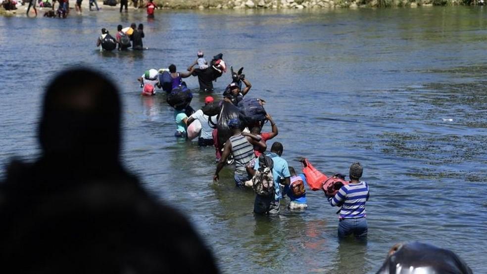 120674694 gettyimages 1235451489 - CRISE MIGRATÓRIA: EUA deportam 30 crianças brasileiras para o Haiti