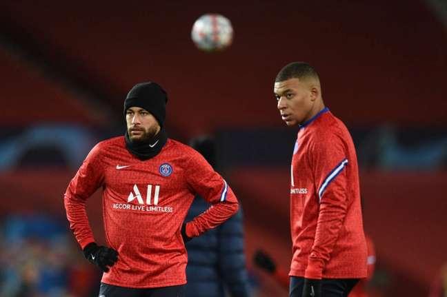 1237206551 5fd131d200715 - Neymar e Mbappé podem estar se afastando no PSG, diz jornal