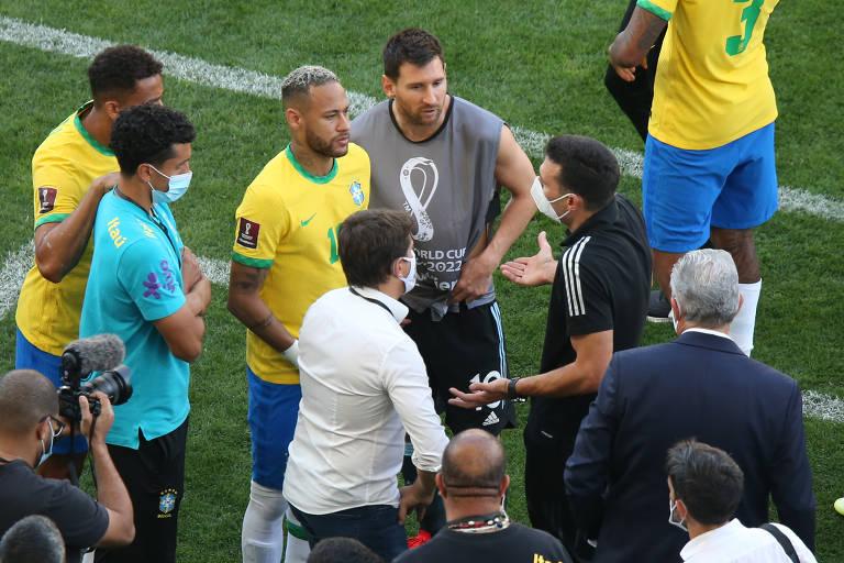 1630871765613520d515c2b 1630871765 3x2 md - Cartolas procuraram Casa Civil, mas ministério não concedeu 'exceção' a jogadores argentinos, diz jornal