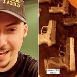 """1632166214678 150x150 - OUSADO E CORAJOSO: filho de Bolsonaro provoca CPI da Covid ao mostrar armas em rede social: """"Aloooo CPI kkkkk"""" - VEJA VÍDEO"""