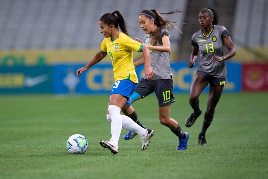 20201128024153 142 - CBF anuncia mudanças na agenda dos jogos entre Brasil e Argentina em João Pessoa e Campina Grande