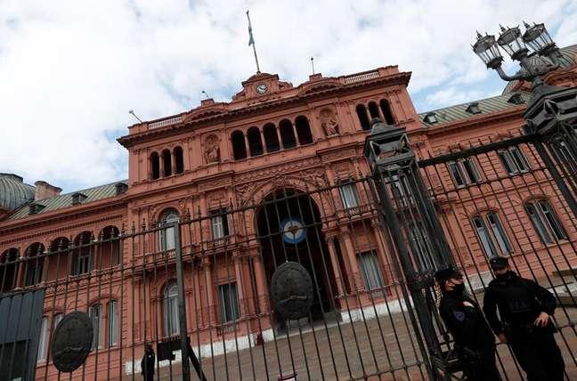 2021 09 20T205145Z 1 LYNXMPEH8J0UZ RTROPTP 3 ARGENTINA POLITICS - Argentina reabrirá fronteiras para brasileiros a partir de 1º de outubro