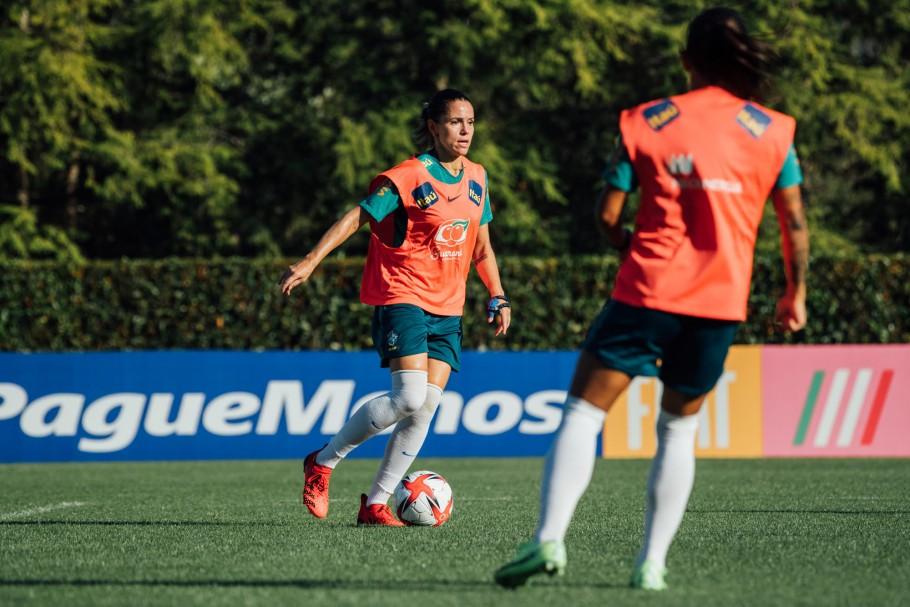 20210708154447 263 - Seleção feminina: amistoso de Brasil e Argentina contará com 450 convidados em CG e 700 em JP