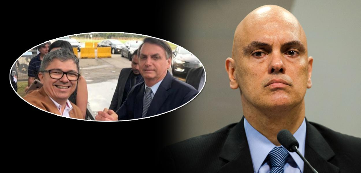 20210903170928 22be19d4aa915c11b2b78f72459ad1e19fcf266d745f70957aaa0d7edd0e10da - Moraes manda prender blogueiro Wellington Macedo e caminhoneiro Zé Trovão, alinhados a Jair Bolsonaro