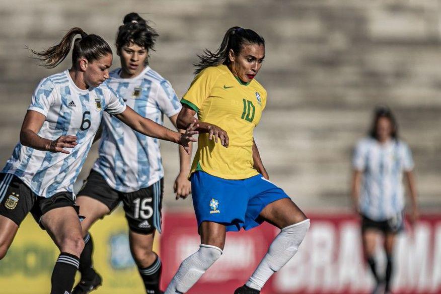 20210918193955 638 - Almeidão receberá 700 convidados para partida da Seleção Brasileira contra Argentina em João Pessoa