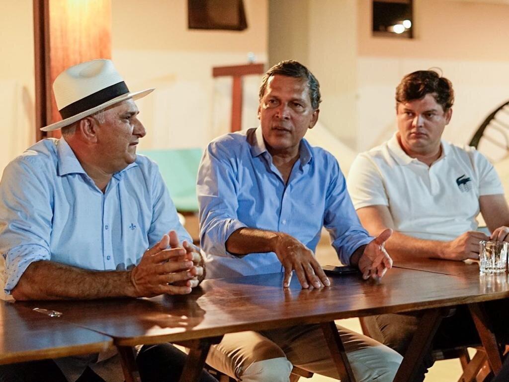 251b628f 15ad 4809 8f26 fa00d3373320 1 - Após conquistar a confiança de municípios no brejo paraibano, pré-candidatura de Ricardo Barbosa ganha pesado reforço