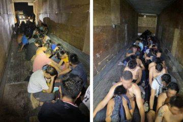 412p0vf7yoglasehbgs5gaw5a 360x240 - EUA: Brasileiros são encontrados em carroceria na fronteira com México