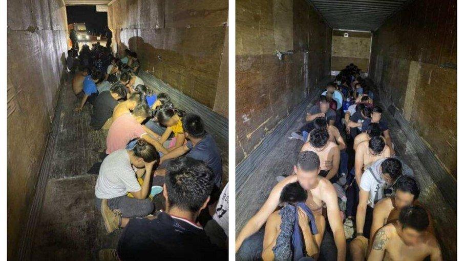 412p0vf7yoglasehbgs5gaw5a - EUA: Brasileiros são encontrados em carroceria na fronteira com México