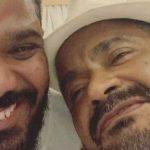 """731592823 arlindinhoearlindo 150x150 - Filho de Arlindo Cruz desabafa sobre vício do pai em drogas: """"Meu pai só fez mal para ele"""""""